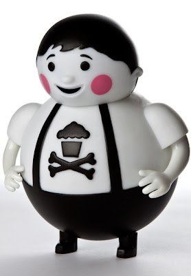 &#8220;Classic&#8221; Big Kid Vinyl Figure by Johnny Cupcakes