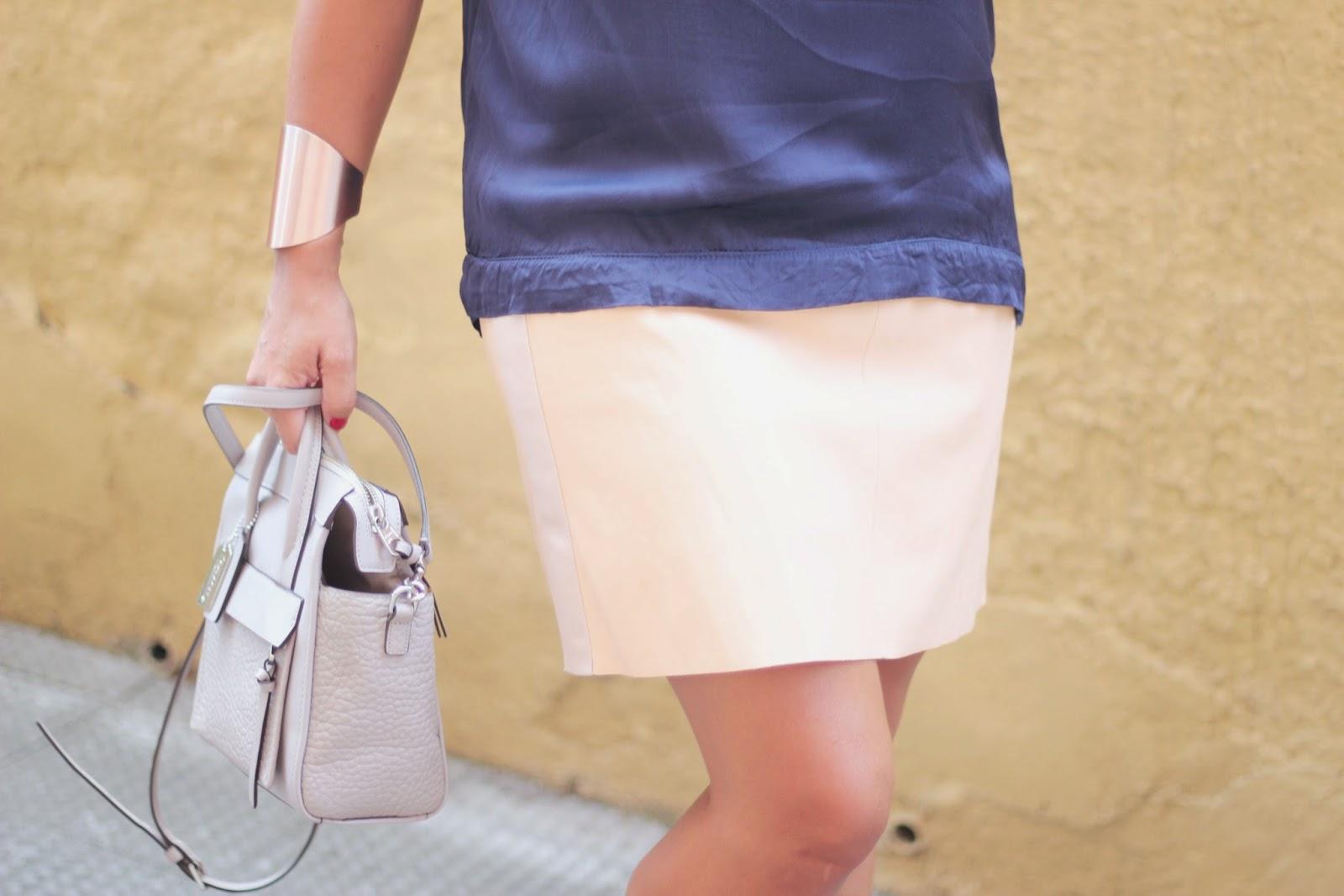 photo-nude_leather_skirt-blue_silk-shirt-street_style