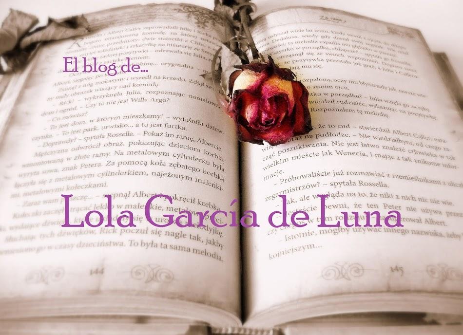 El blog de Lola García de Luna