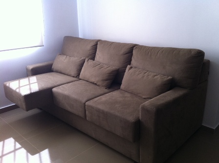 Reforma no ap o sof for Especie de sofa