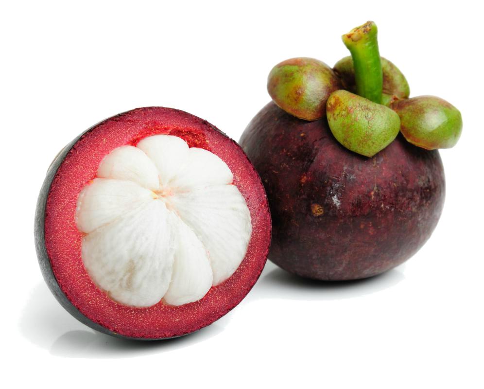 mangustão super fruta
