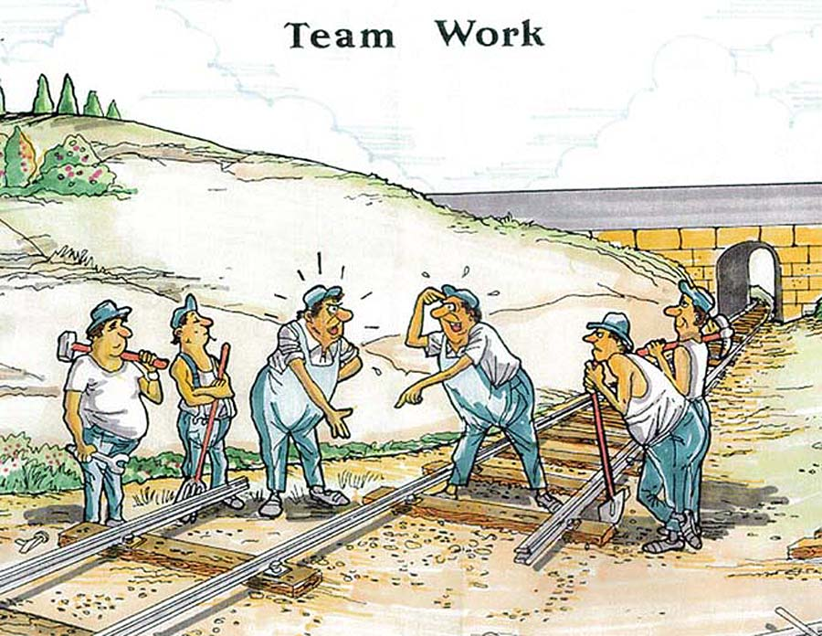 Why is teamwork important?