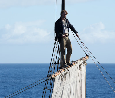 Photo of Chris Hemsworth in In The Heart of the Sea