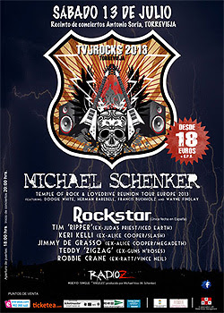 Aplazado el Torrevieja Rocks Festival