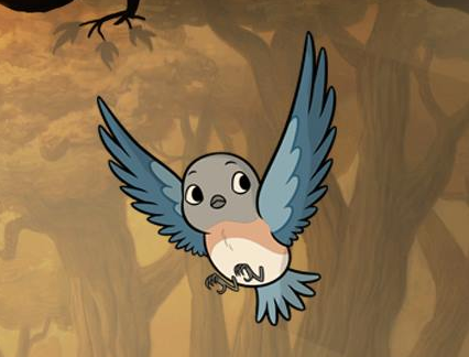 Help I Want To Be Bird Beatrice From Over The Garden Wall