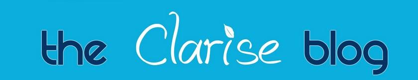 The Clarise Blog