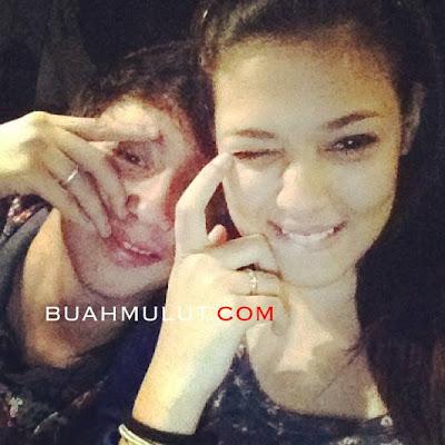 Gambar ChaCha Ma'embong Bersama Kekasihnya?