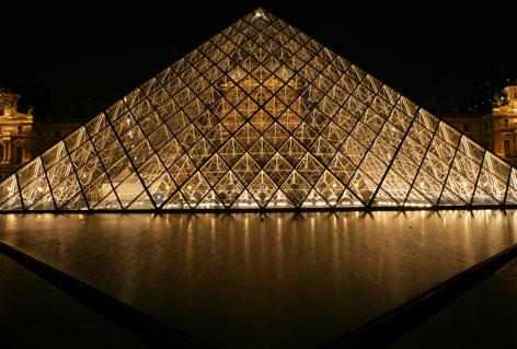 las pirámides mas raras