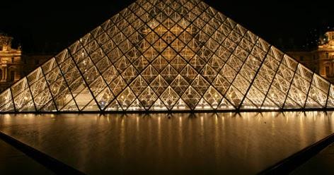 Apuntes revista digital de arquitectura la piramide de for Arquitecturas famosas