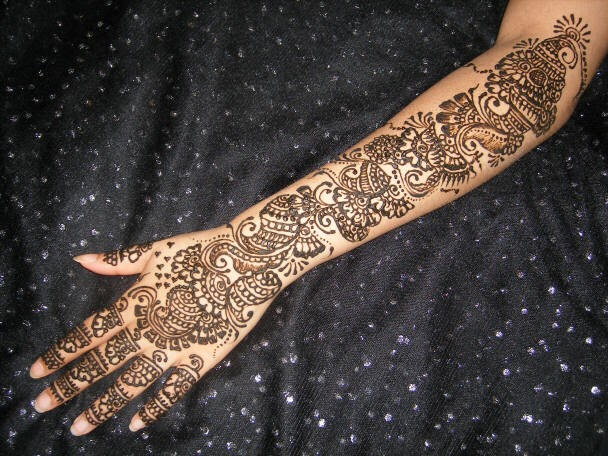 Mehndi Designs For New Learners : Mehandi designs and learning personal