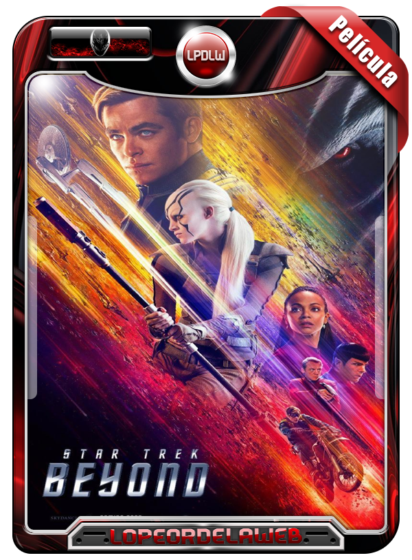 Star Trek: Beyond (2016) 720p, Dual, Mega, Uptobox