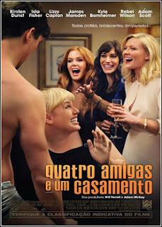 Quatro Amigas e um Casamento DVD-R