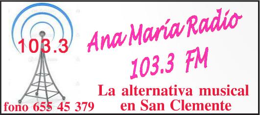 AnaMaría Radio 103.3