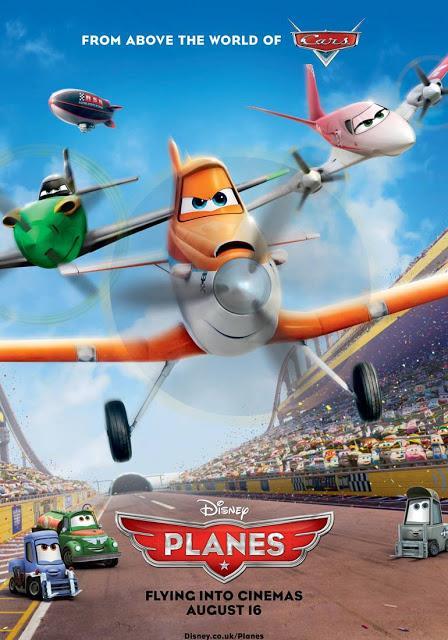 Aviones (Disneys Planes / Planes) 2013