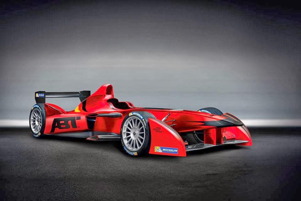 ABT Sportsline geht in der Formel E an den Start