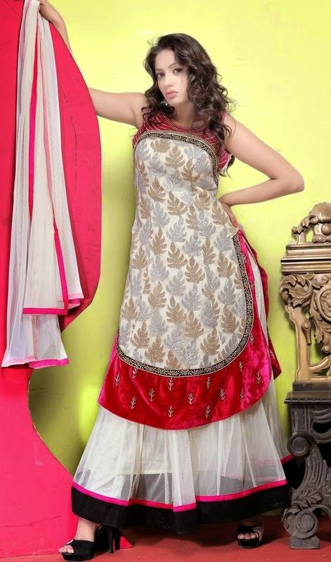Stylish Anarkali Long Dresses Collection