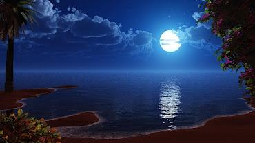 #10 Full Moon Wallpaper