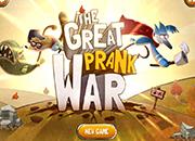 Regular Show Great Prank War