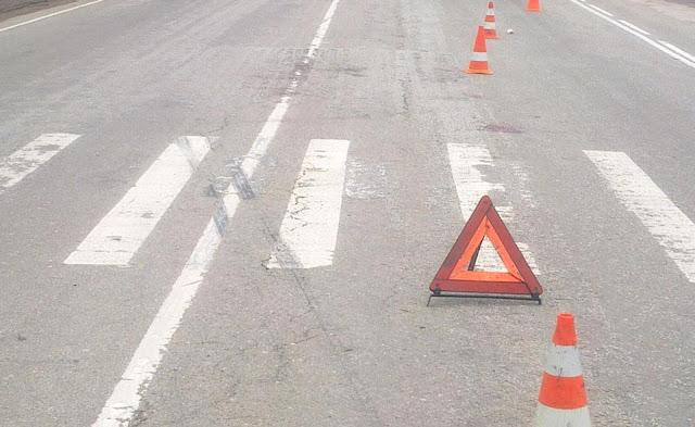 В Наугольном снова сбит пешеход