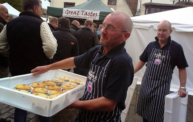 Wells Food Festival - Pie Men