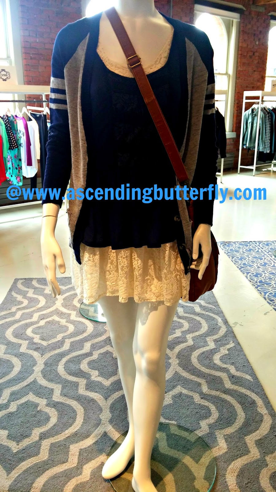 Frilly skirt/Sporty Jacket Combo, fashion for teen girls