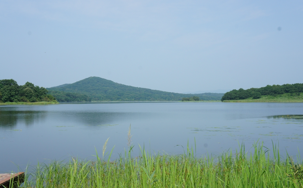 фото озеро хасан