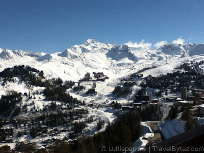 La Plagne resort