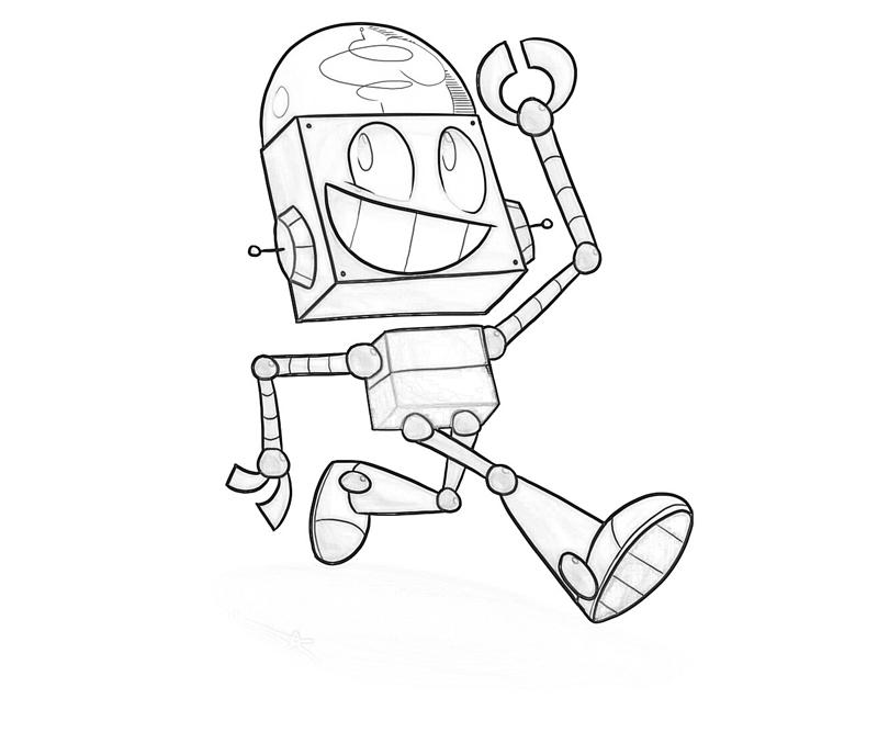 robot-jones-happy-coloring-pages