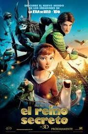 Ver Epic: El reino secreto (2013) Online