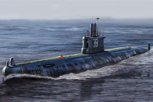 type 035 Romeo Class Submarine bangladesh 2015