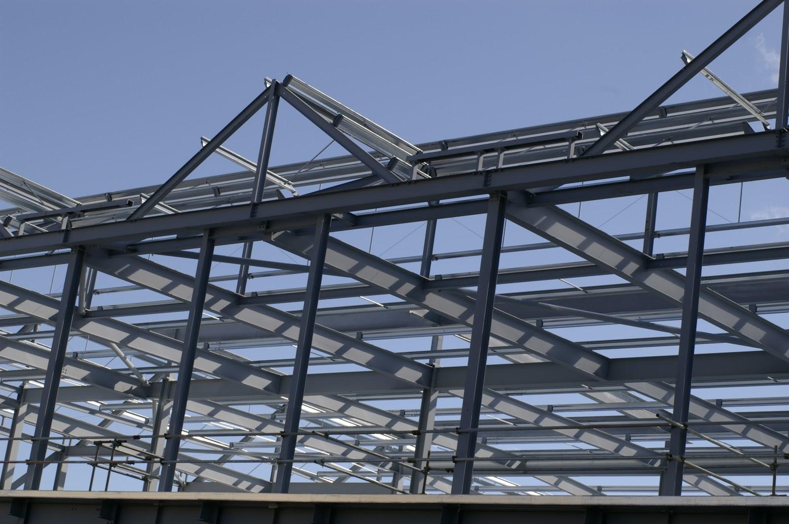 Metal Frame Construction : Steel frame buildings car interior design