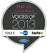 Vogue & Kidspots Voices of 2013