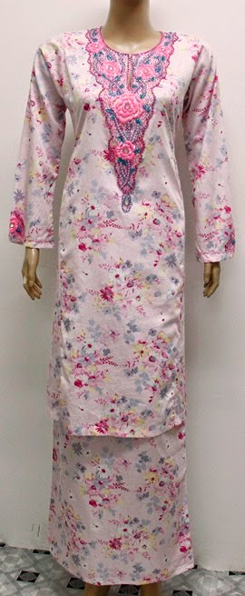 Foto Model Baju Kebaya Cotton