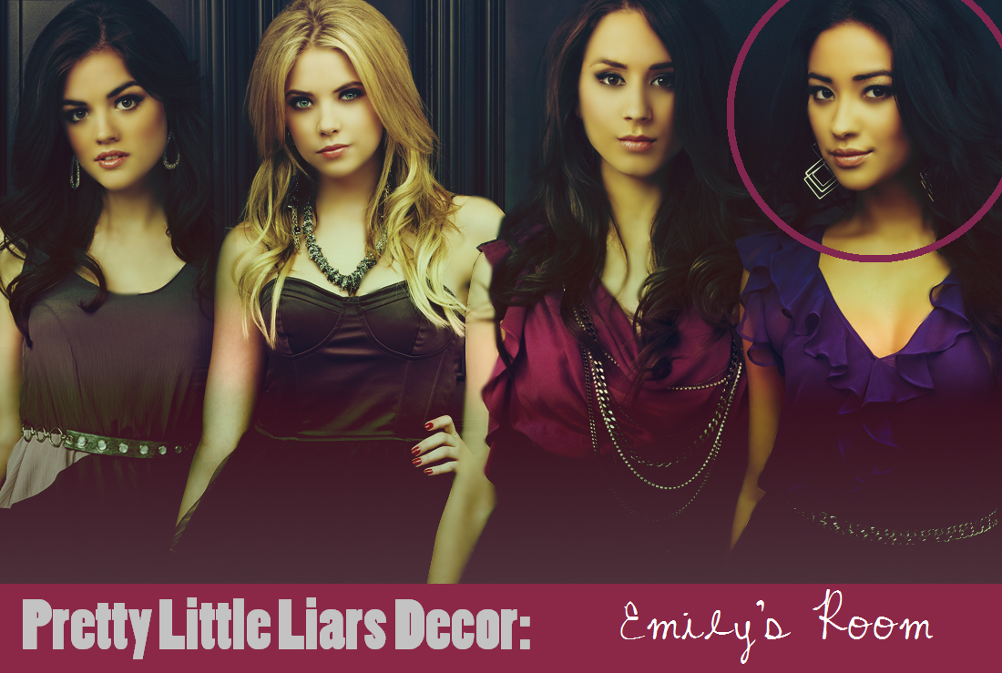Emily S Room Pretty Little Liars Decor