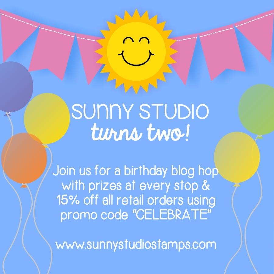 Sunny Studio Turns Two