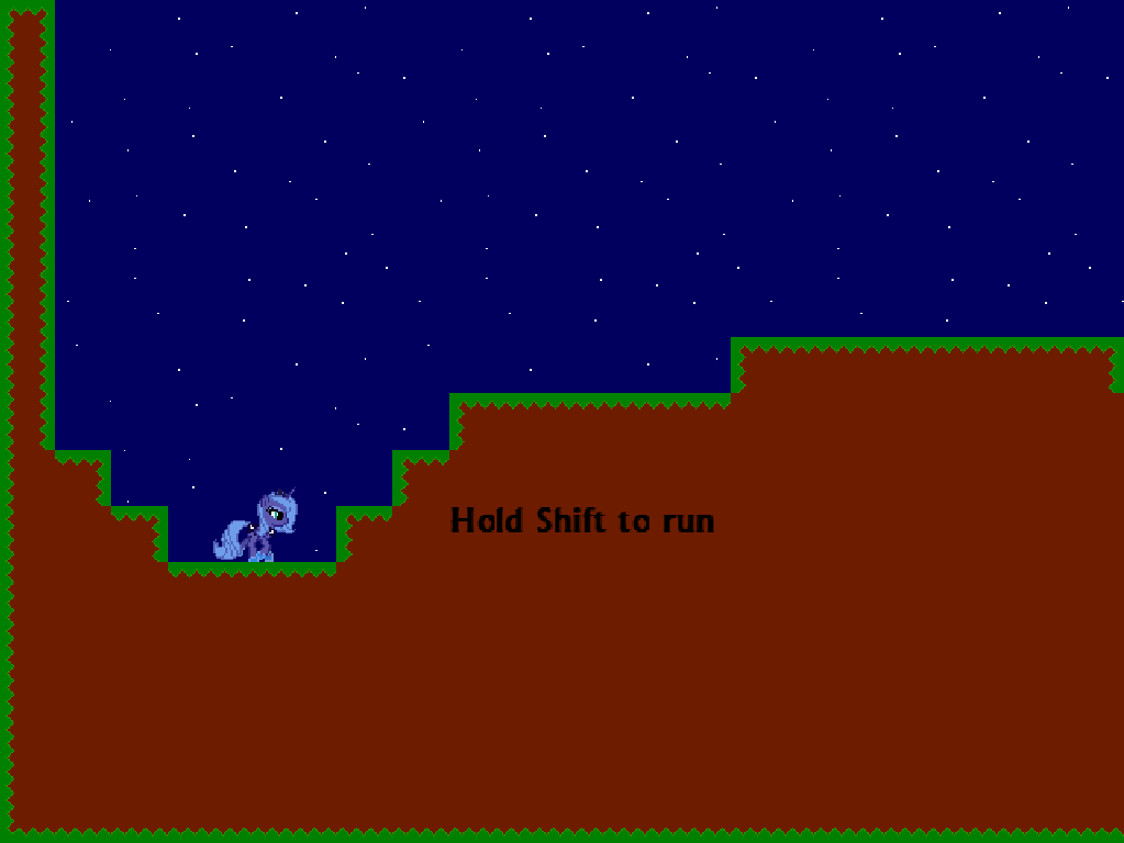 Creepypasta pinkie pie human luna game 2 creepypasta