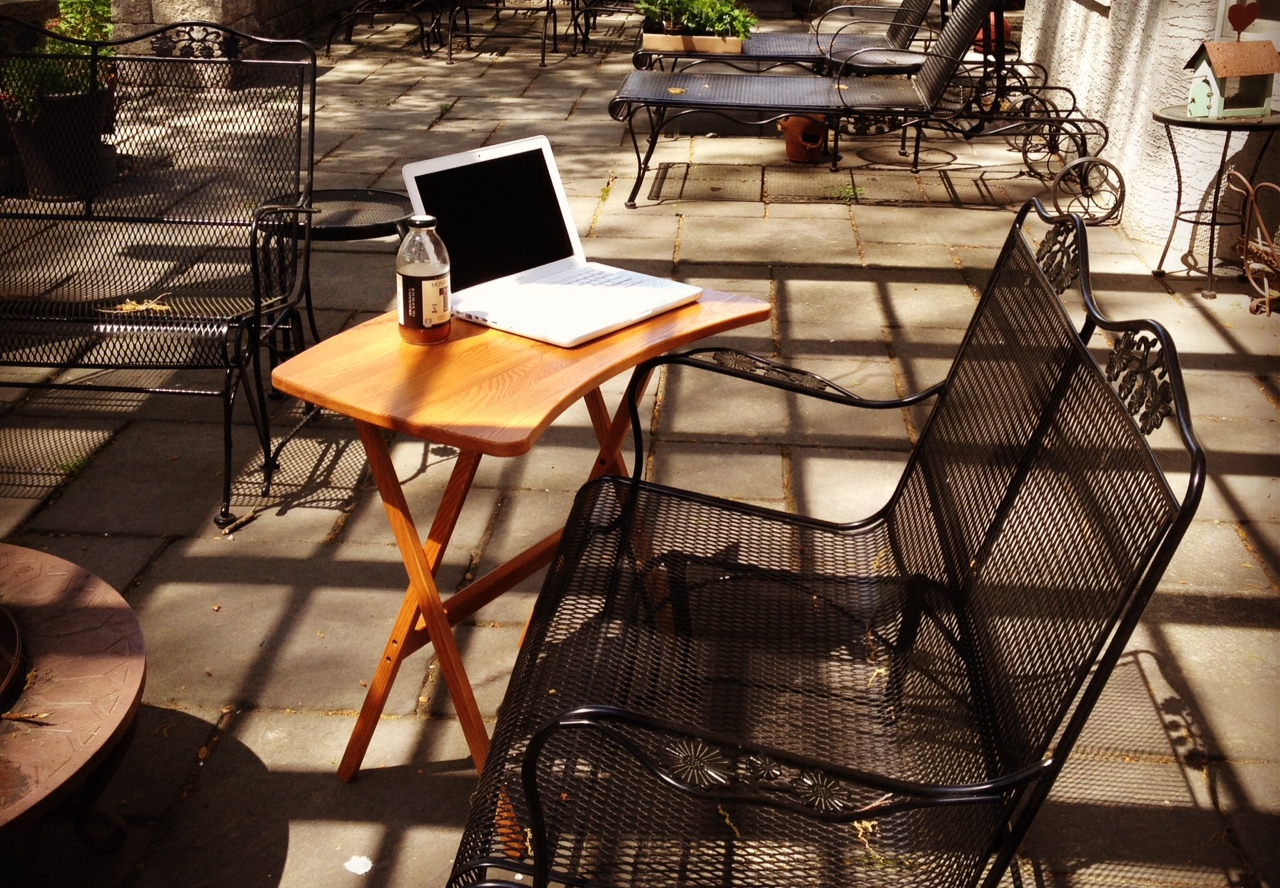 Made In Usa Review Manchester Wood 39 S Portable Laptop