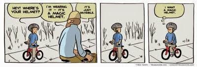 Gunakan helm saat berkendara