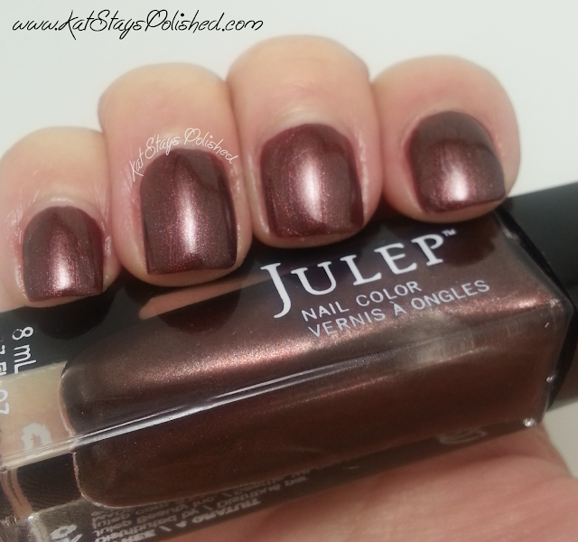 Julep November 2013 - It Girl Box - Chloe