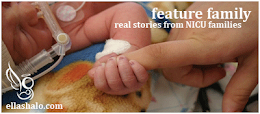 Feature Family: Real Stories from NICU Families