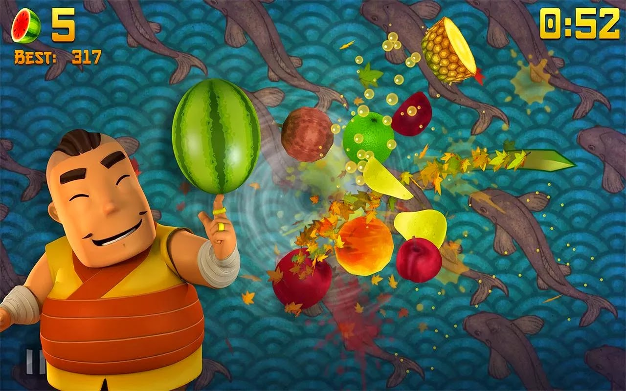 Fruit Ninja Apk Data Terbaru