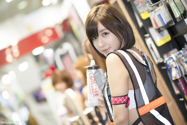 1 Ryu Ji Hye - SPOEX 2013 -Very cute asian girl - girlcute4u.blogspot.com