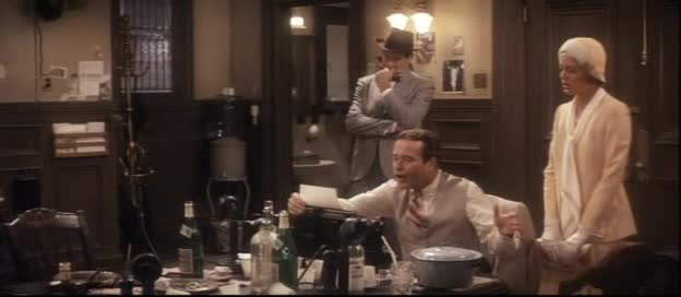 Primera Plana (1974) Billy Wilder   Comedia