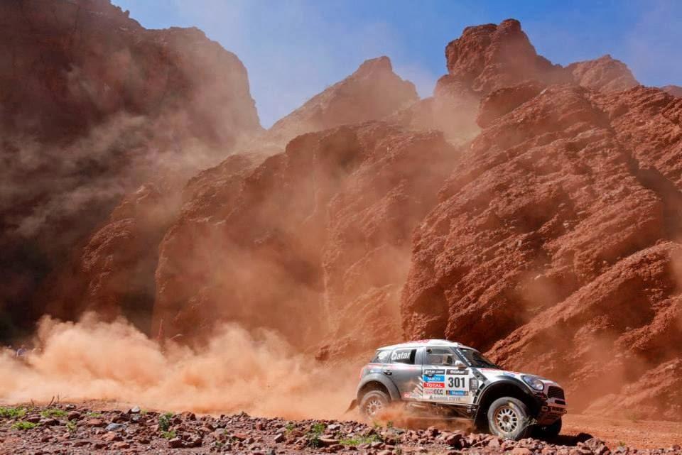 Dakar 2014 (Resumen 6 primeras etapas)
