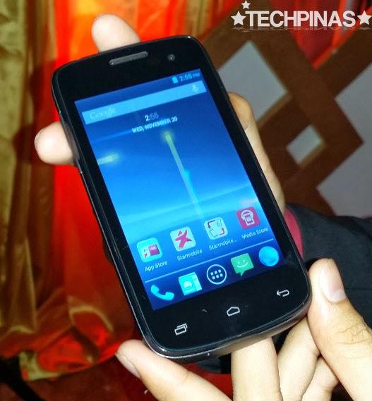 Starmobile Navi, Starmobile Android, Starmobile Smartphone