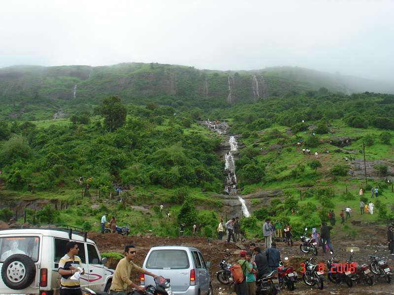 Lonavla water fall