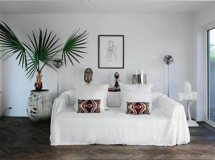 Danish Home Design Ideas: At A Danish Home