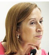 Incapacitada para presidir el Congreso por su responsabilidad en Angrois y mentir a las Víctimas