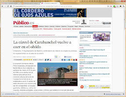 15/1/2012: La cárcel de Carabanchel vuelve a caer en el olvido