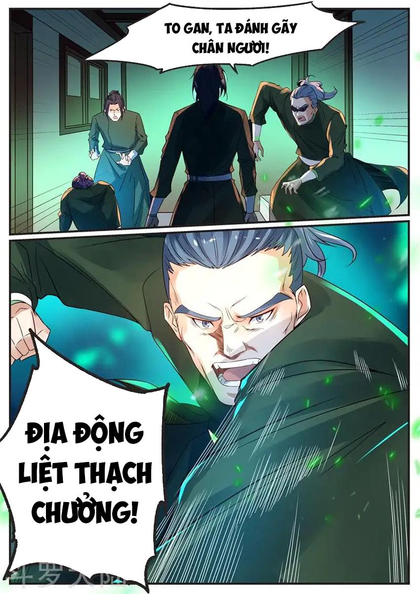 Ngự Thiên chap 67 - Trang 11